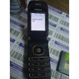 Celular Nokia 6060 Tim Funcionado Sem Carregador N 752