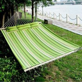 Al Aire Libre Camping Colgar Hamaca Swing Bed Con Ganch-0301