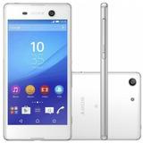 Smartphone Sony Xperia M5 16gb Lte 2sim Tela 5.0 - Branco