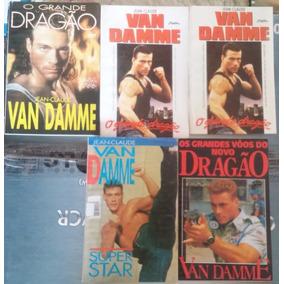 Lote 15 Revistas Karatê Corpo Em Ação E Cia Usadas Van Damme