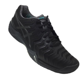 Tênis Asics Gel Resolution 7 Preto New Clay