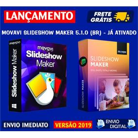 Movavi Slideshow Maker 5.1.0 (br) / Envio Digital Imediato