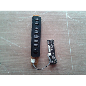 Teclado E Sensor Lg 32ld460usada