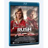 Blu-ray Rush - No Limite Da Emoção - Original Lacrado