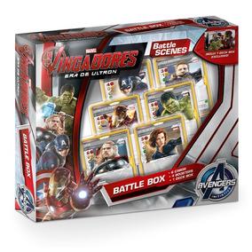 Marvel Battle Scenes Battle Box Vingadores Era De Ultron