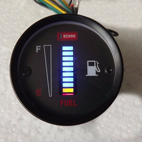 Medidor Digital Nível De Combustível Universal