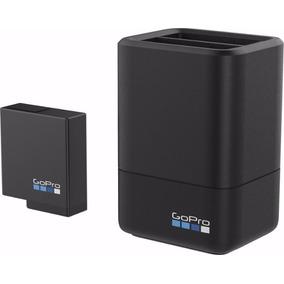 Cargador Doble + Batería Para Gopro Hero 5 Black