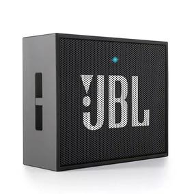 Caixa De Som Bluetooth C Microfone Jbl Go 3w Rms Original