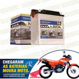 Bateria Moura Moto 7ah Honda Nx200