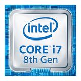 Procesador Intel I7 8700 Nuevo Con Cooler Stock!