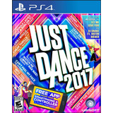 Just Dance 2017 Ps4 Disponible