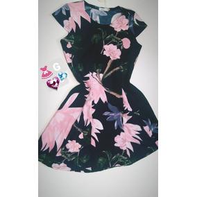 62c17c1ae Onde Comprar Tecido De Viscose - Vestidos no Mercado Livre Brasil