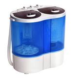 Mini Lavadora Y Secadora Centrifuga Compacta 3kg