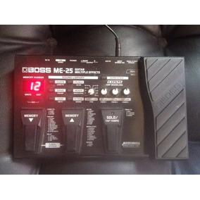 Pedal Boss Me-25 Guitar