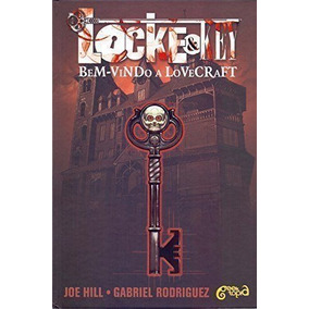 Livro Locke & Key: Bem-vindo A Lovecraft Joe Hill