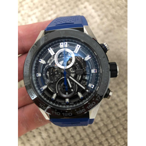 Tag Heuer - Heuer 01 Blue Touch