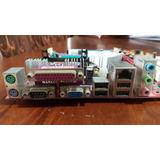Placa Msi Socket 478 865gm3-ls + Cpu P4 3.0ghz Y 2gb Ram