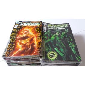 Coleção Dimensão Dc Lanterna Verde Completa