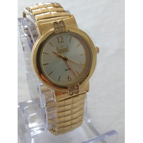 8e170aae942 Relogio Dumont Dourado Feminino - Relógios no Mercado Livre Brasil
