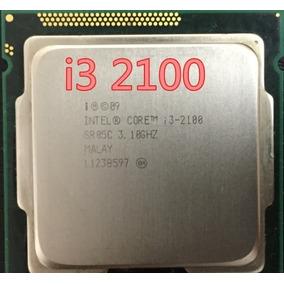 Procesador Intel I3 2100 Segunda Generacion 1155 De 3.10ghz