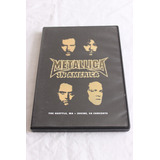 Dvd Metalliva En Vivo In America Seattle 1999