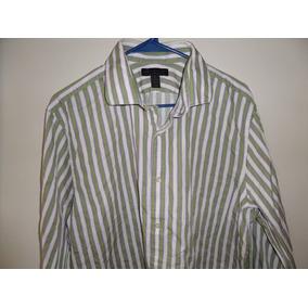 Camisa De Vestir Sport Express Lana De Algodón Talla Xl a4feaa7e89b9b