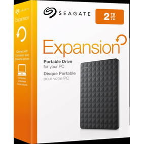 Hd Externo 2tb Portatil Seagate Expansion Slim Ps4 E Xbox