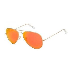 e51238801c3a0 Oculos Ray Ban Aviador Vermelho - Óculos no Mercado Livre Brasil