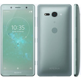 Smartphone Sony Xperia Xz2 Compact H8314 4+64gb Verde + Nfe