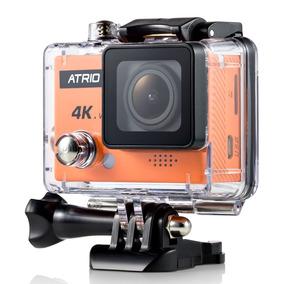 Câmera De Ação 4k Sport Dc185 Atrio
