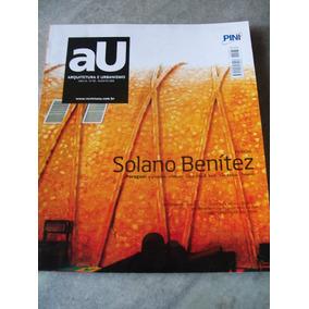 Revista Au Arquitetura E Urbanismo Nº 185 - Solano Benítez