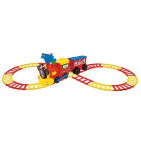 Trem Motorizado Infantil Clube Do Mickey