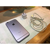 Iphone 6s 16gb Spacegrey Libre Impecable
