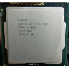 Processador Intel Celeron Dual Core G530 2.40ghz 2m/lga1155