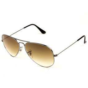 Ray Ban Aviador Nota Fiscal De Sol - Óculos no Mercado Livre Brasil 79538086b3