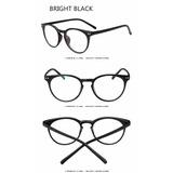 Kit Dois Óculos D Grau Acetato Redondo Masculino Feminino Dc b7c74c4b01
