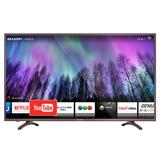 Smart Tv Led 50 4k Uhd Sharp Sh5020kuhd