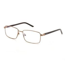 93f0aa04d6cb8 Óculos De Grau Masculino Cannes 17033 T 54 C 2 Bronze. R  161