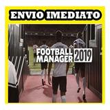 Football Manager 2019 Steam Original Offiline + Fm Touch