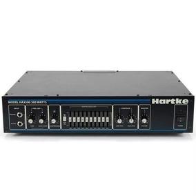 Cabeçote Amplificador Baixo Hartke Ha5500 500w Ha 5500