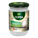 Óleo De Coco Virgem 500ml Copra - Original