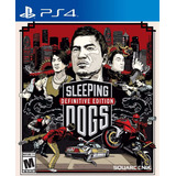 Sleeping Dogs Definitive Edition Ps4 Delivery Stock Ya
