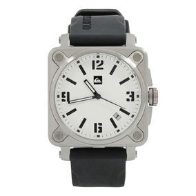 Relógio Masculino Quiksilver Kommander Preto E Branco  taman por Overboard 2e3aa90d74