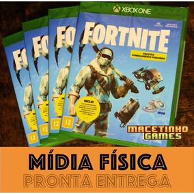 Fortnite Congelamento Profundo Xbox One Lacrado Mídia Física