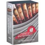 Box Jornada Nas Estrelas Enterprise 2 Temporada - 7 Discos