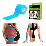 Fita Elástica Adesiva Sports Kinesio Tape Bandagem Funcional