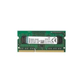 Memoria Ram Notebook Ddr3l 4gb 1600 Mhz Cl11 Sodimm Kingston