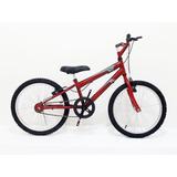 Bicicleta Aro 20 Mtb P/ Crianças Varios Cores + Brinde