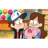 Kit De Fiesta Gravity Falls Imprimible Digital