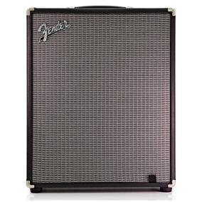 Amplificador De Bajo Fender Rumble 500 2x10 500w